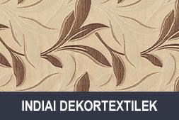 Indiai dekortextilek