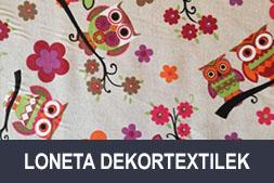 Loneta dekortextilek
