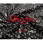 Allegro - lakástextil, loneta dekorvászon