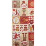 Noel-Piros lakástextil, loneta dekorvászon