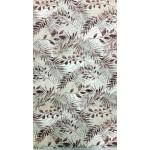 Orinoco-Bordó lakástextil, loneta dekorvászon