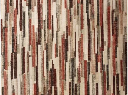 Parkett- bordó lakástextil, loneta dekorvászon