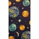 Planéták- lakástextil, loneta dekorvászon